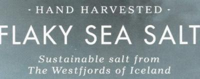 ISLANDSK FLAGESALT - SALTWERK gurmeesoolapakk 250g