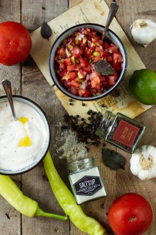 Cubeb pipar tomatiga