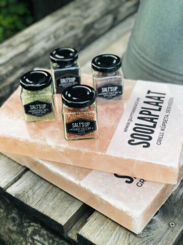 Soolaplaadi valmistamine I Salt'sUp